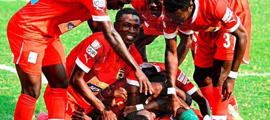Kotoko coach Paa Kwesi Fabin quits after seven months