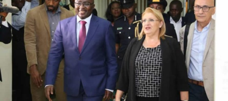Malta President in Ghana to enhance economic ties