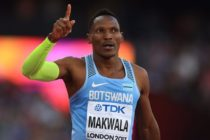 World Championships: Makwala qualifies for final after running a lone 200m time trial