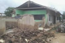 Video: School project at standstill a year after structure collapsed to kill 6 children