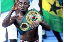 Ghanaian Boxing fans mock 'Game Boy' after comical antics
