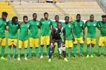 Mysterious ball appears on pitch in Aduana/Al Tahadi clash