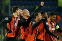 Champions League: Shakhtar Donetsk fight back to edge Roma, Manchester United hold Sevilla