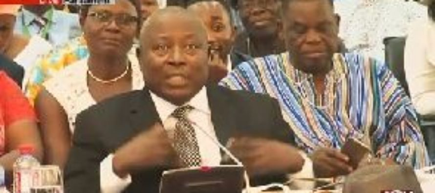 Corruption is Ghana's number one problem – Martin Amidu