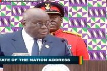 2018 SONA: 'Strong, brilliant' Bawumia has economy on track – Akufo-Addo