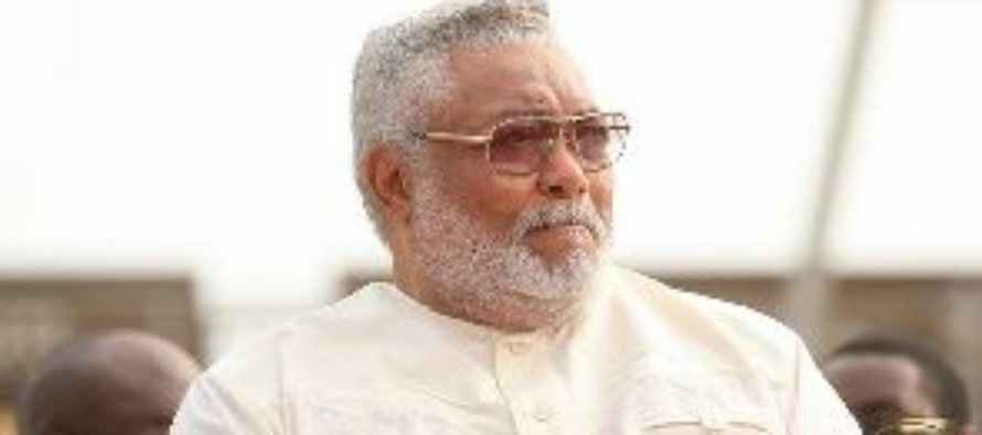 Rawlings is my referee because he brought me into politics – Amidu
