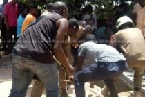 Man rescued after being trapped in 30ft well in Kumasi