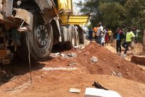 Another accident recorded at spot Ebony, 2 others died