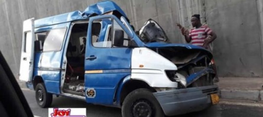 Taifa Junction road crash leaves 6 dead, scores injured