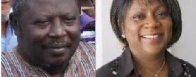Martin Amidu drove a 60-year-old woman out of office – Valerie Sawyerr