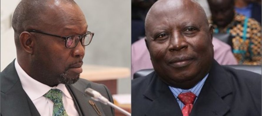 Amidu 'too old' to serve; Ayine sues at Supreme Court