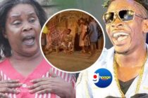Shatta Wale Was A Gong-gong Beater In 'By The Fire Side' – Maame Dokono Reveals