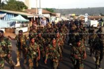 'Operation Calm Life' task force commissioned in Volta Region