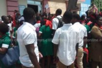 Police disperse picketing graduate nurses from Health Ministry