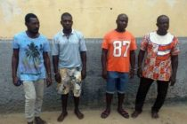 New Juaben NPP organizer, others arrested for robbery