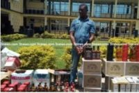 Producer of fake foreign alcoholic drinks arrested after 10 years