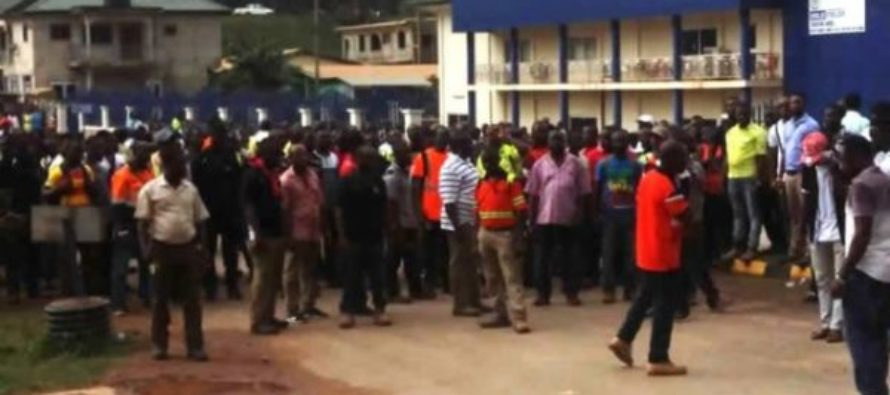 Gov't moves to supervise Goldfields retrenchment exercise after bloody clashes