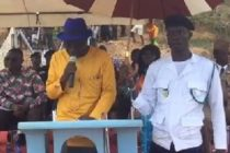 DCE collapses at Independence Anniversary parade