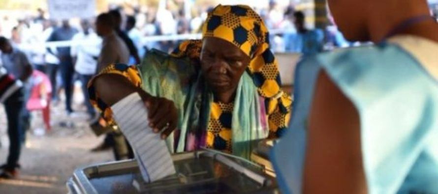 Sierra Leone votes for new president