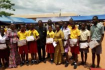 John Gatsi Educational Foundation awards best school, students in V/R