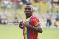 Patrick Razak swats aside Hearts of Oak' contract extension offer