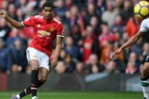 Rashford scores twice as Man Utd defeat Liverpool 2-1