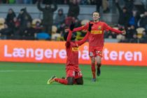 Ernest Asante grabs 14th league goal as Nordsjaelland draw at home with Midtjylland in Danish top-flight
