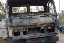 Tamale tipper truck owners demand probe into burning of equipment