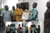 Amewu receives Innovative Minister of the Year Award