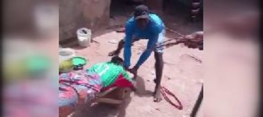 Girl lashed with horsewhip for coming home late at Tamale