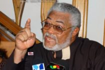 Don't drag me into Buhari's gaffe; Rawlings cautions