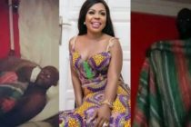 Video: Afia Schwarzenegger reveals the man she was caught in bed with