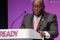 'Ghana stands ready to beat malaria' – Akufo-Addo