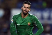 Roma president speaks on Liverpool signing Alisson