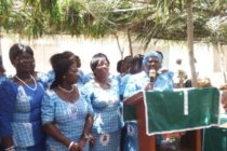 Christian Council women hold outreach in Central Tongu