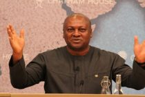 'I have no interest in Sierra Leone election'- Mahama dismisses rigging claims