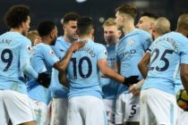 Manchester City Officially Crowned Premier League Champions Following Man Utd's Defeat to West Brom