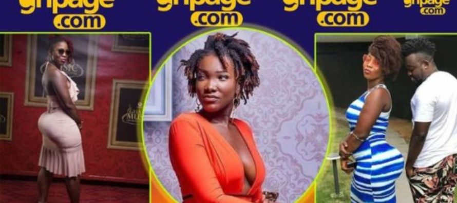 Fans hilariously mock Ebony's replacement as she makes her first red carpet appearance at VGMAs 2018 (Photos)