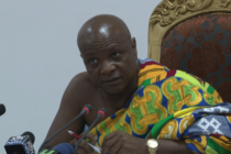Togbe Afede XIV warns chiefs against politicians