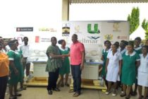 Volta Regional Hospital receives incubators
