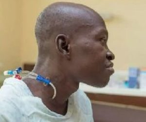 Unable to raise $25k for surgery, Ransford Asiamah died in pain