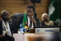Zambian opposition leader is released from prison