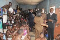 Inmates with mental disorders high at Sunyani Prisons