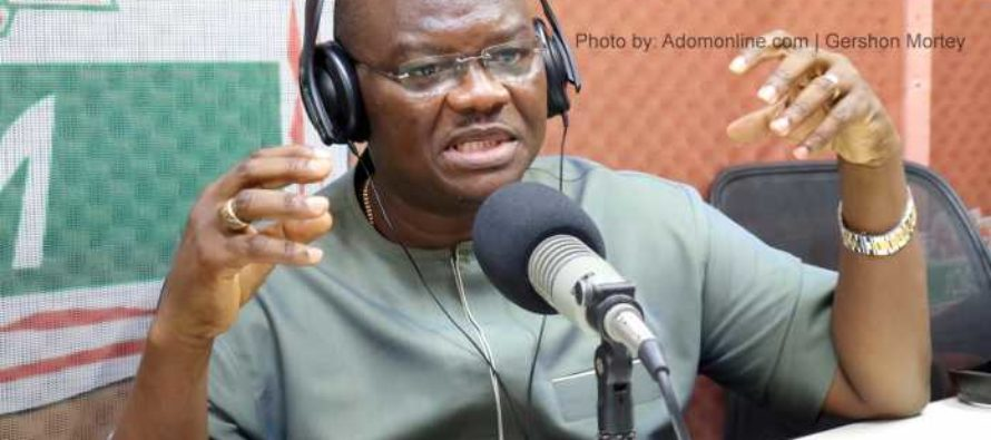 Generalizing all former appointees as corrupt wrong – Slyvester Mensah cries