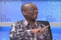 Kweku Baako dares Ken Agyapong : Sue Anas if you think he is corrupt