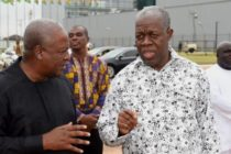 I don't have a beef with Mahama – Amissah-Arthur