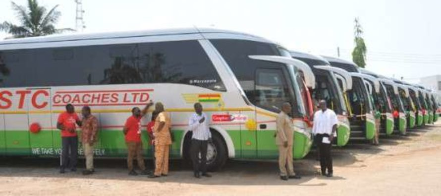 We'll boost STC fleet with 100 new buses this year – Akomea