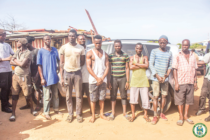 AMA arrests 14 for engaging in open urination, defecation