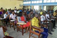 Don't engage in drug abuse – Akatsi South DCE to NSS personnel