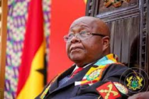 I'd rather resign than preside over homosexuality debate – Oquaye